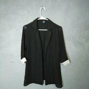 Black Cardigan (W1)